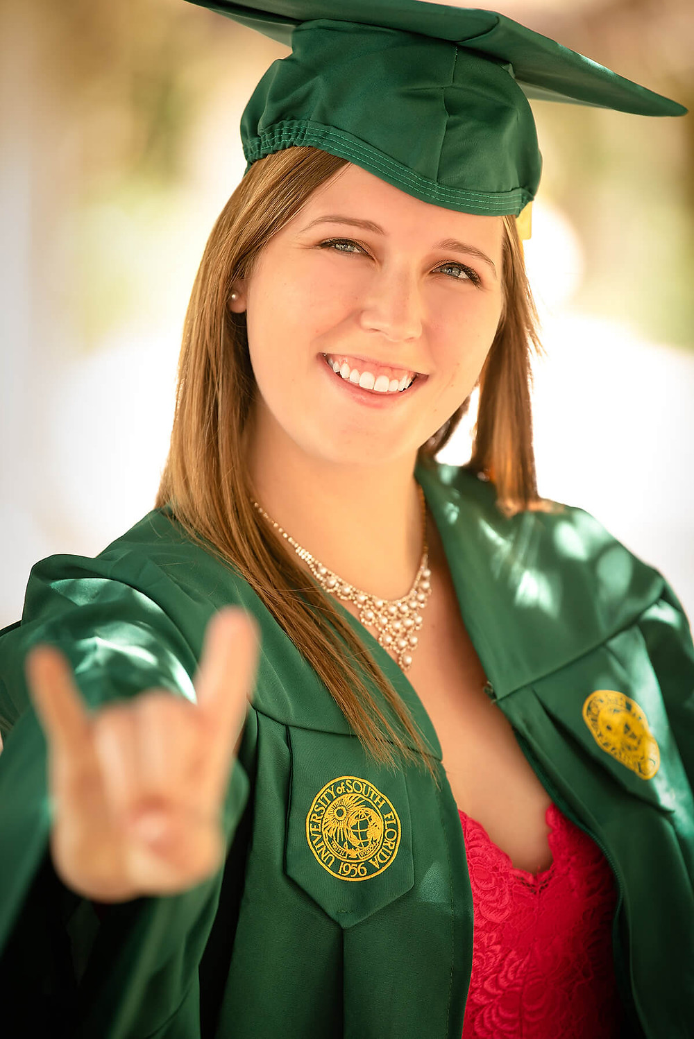 Graduation Session With Tori image 2