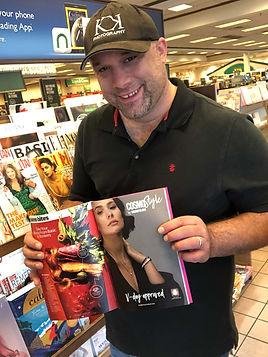 Publish photographer Cosmo