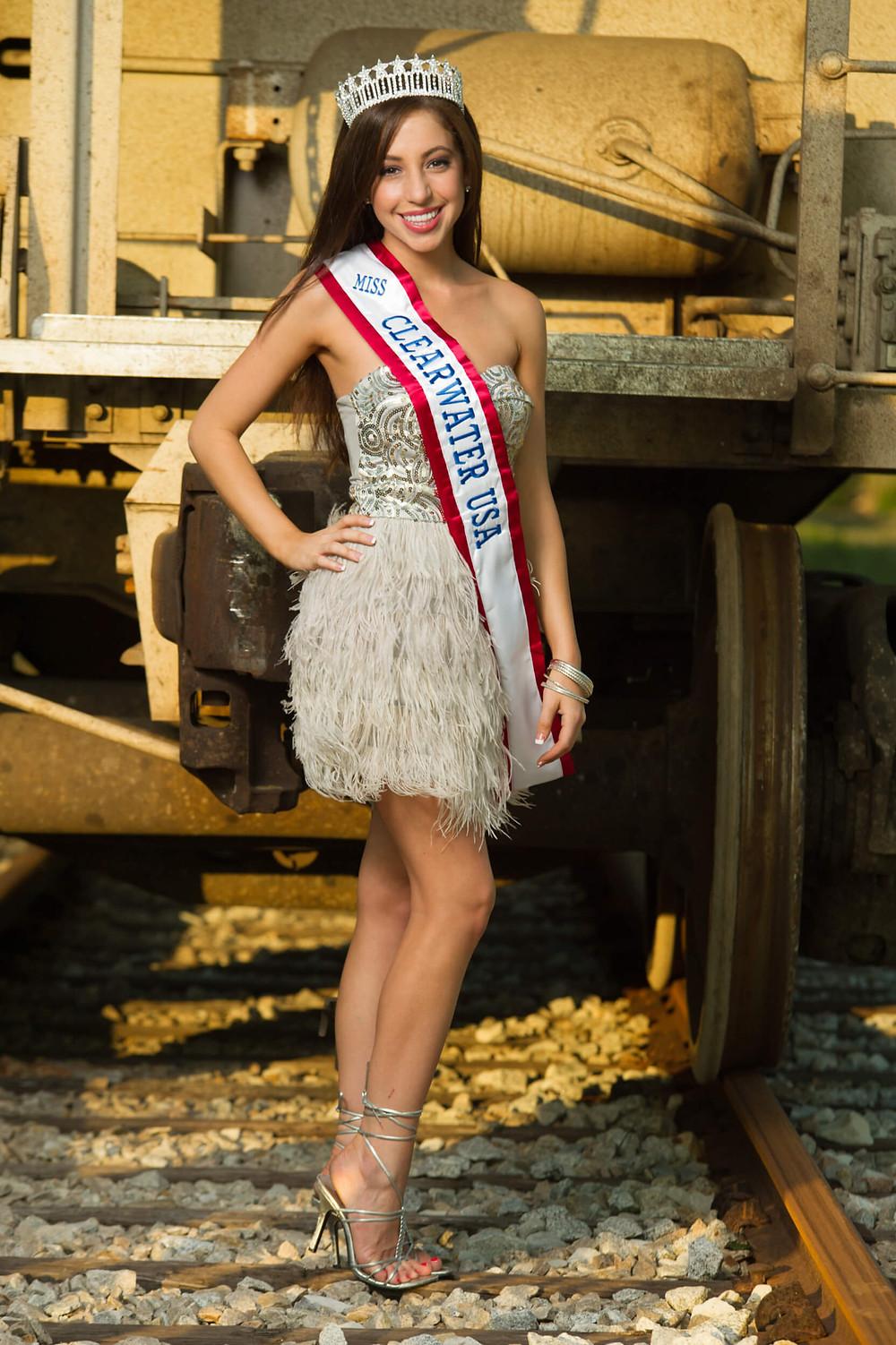 Cher Gopman Miss Clearwater 2013 1