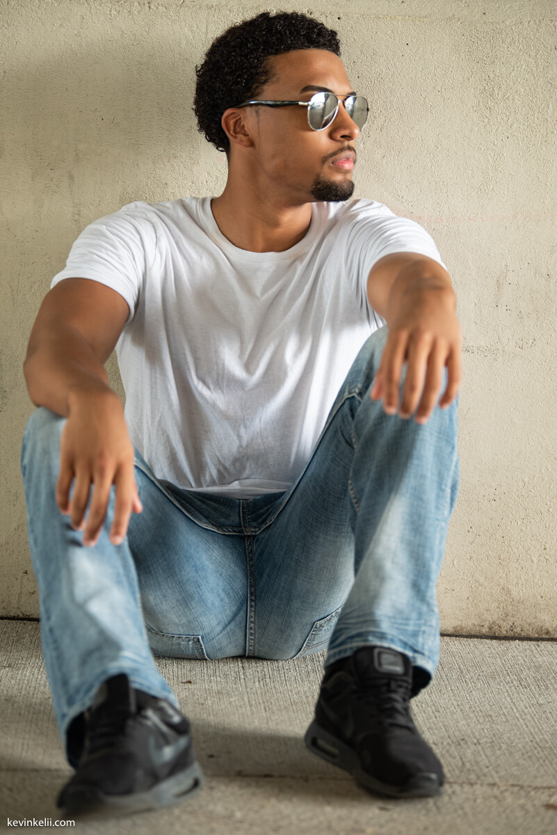 Ty's Model Session image 8