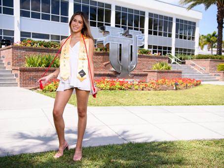 University of Tampa Graduation Photos