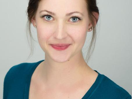 Lauren's Headshot For Dance