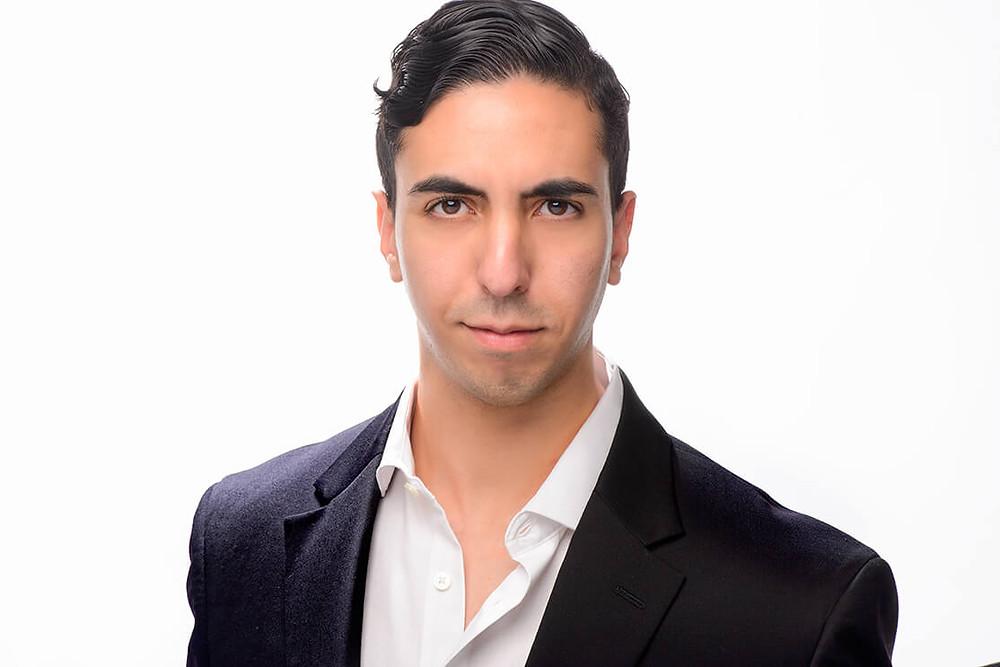 Tampa Author Headshots