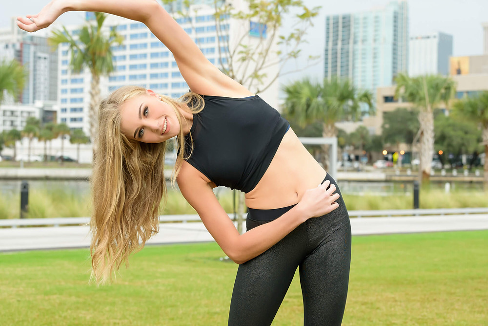 Cara's Modeling & Fitness Shoot 2
