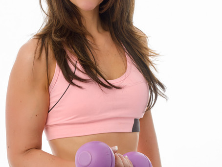 Lucy's Fitness Mini Session