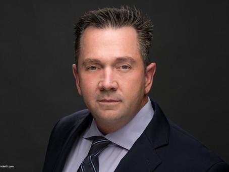 Brad's Corporate Headshot