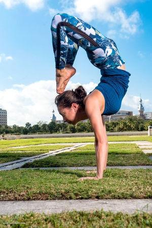 Yoga Photography Tampa