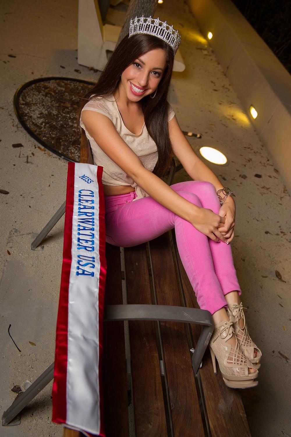 Cher Gopman Miss Clearwater 2013 2