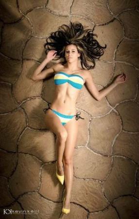 Fashion Bikini Shoot