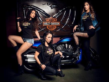 Harley-Davidson, Hard Rock Shoot