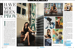 Panache Vue' Magazine Feb 2014