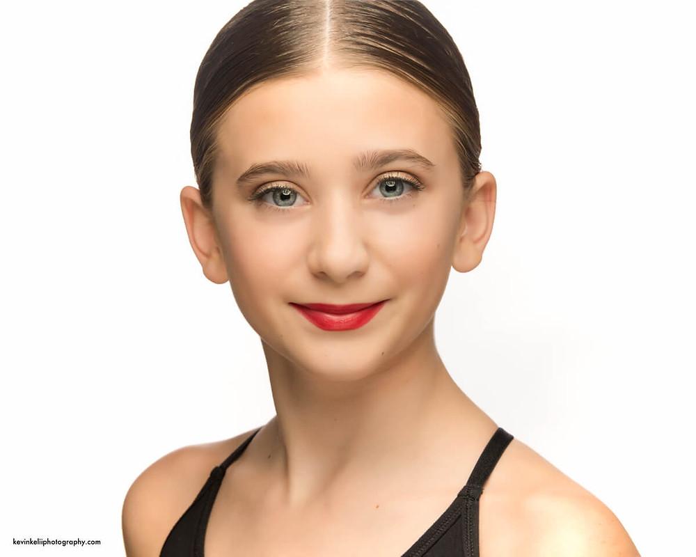 Dance Headshot Image