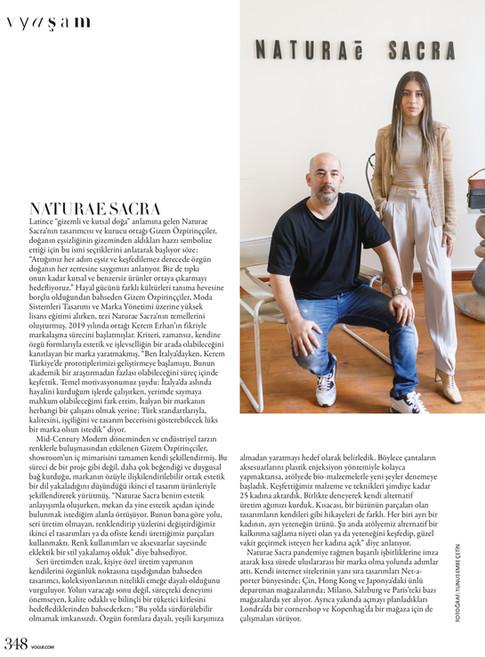 Vogue Turkey 2021
