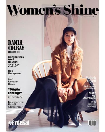 Women's Shine Cover