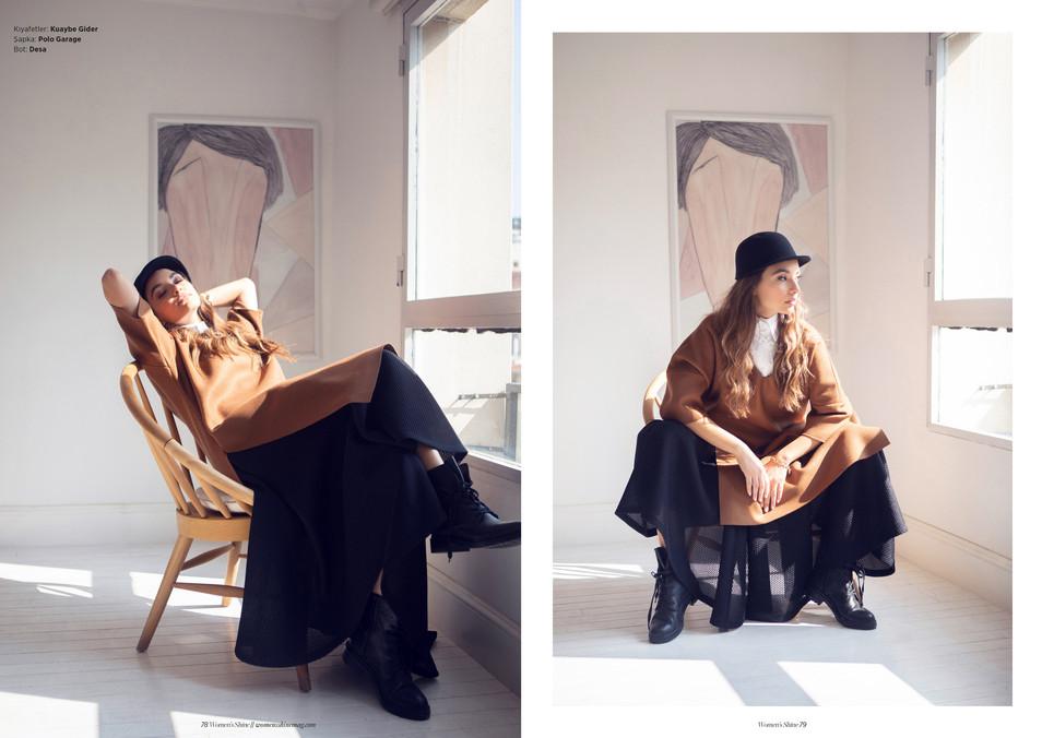Women's Shine - Cover Story