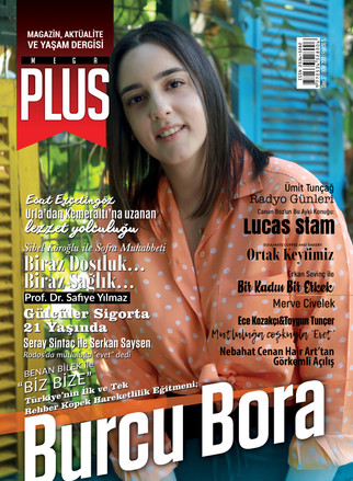 MegaPlus Magazine - Cover