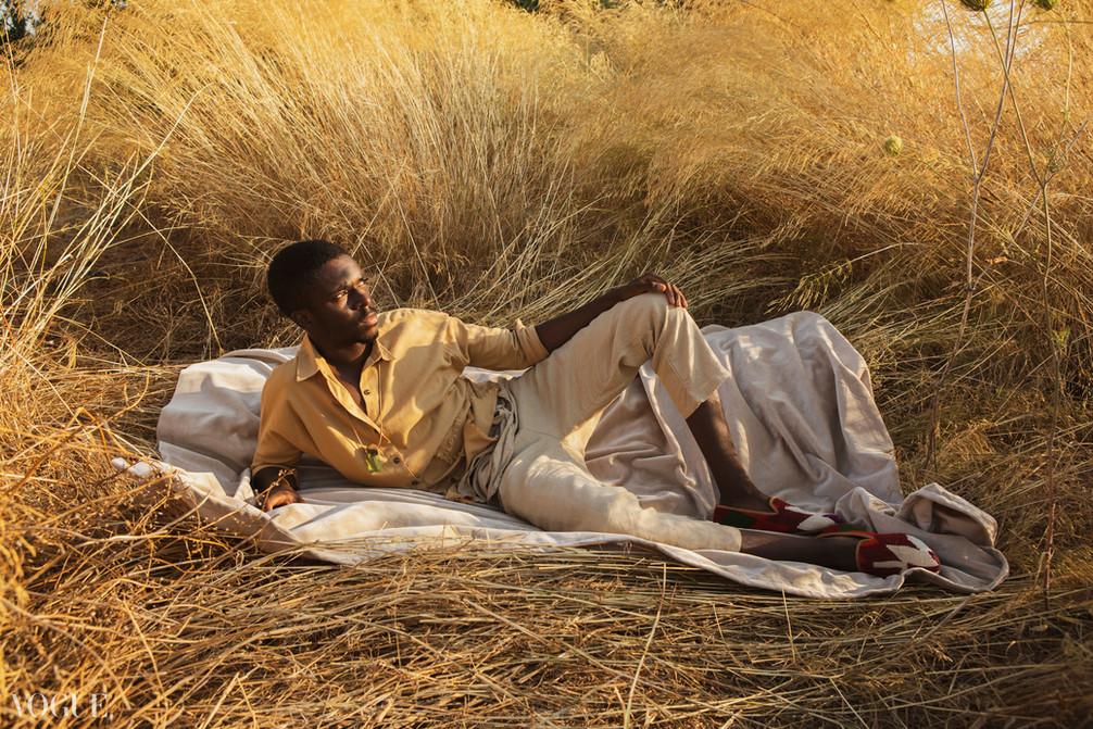 Vogue Italia - the loop arts