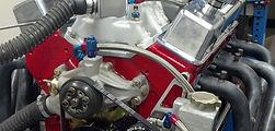 Race car engine, horse power, RPM, torque
