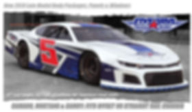 Five Star 2019 Late Model Body.JPG
