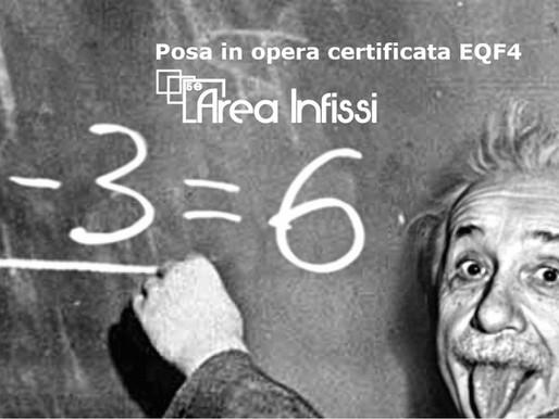 Certificazione EQF 4