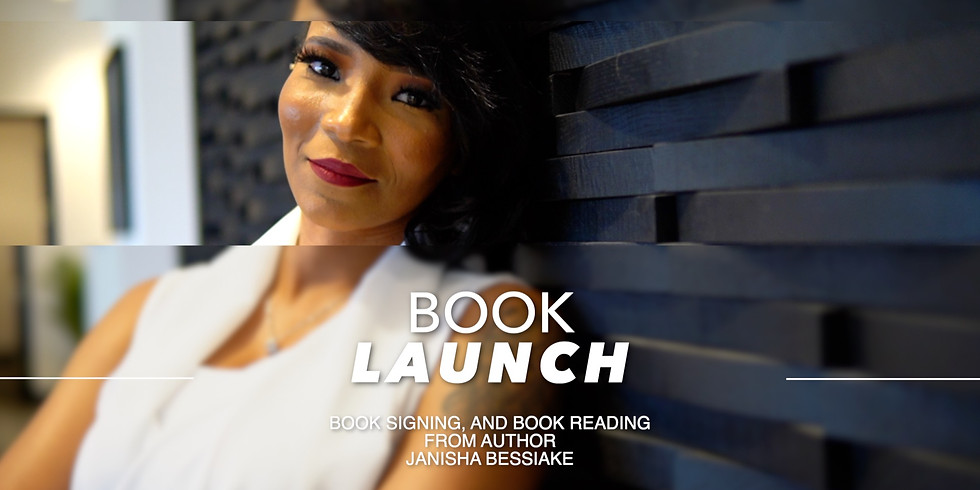 INSECURE Book Launch with Janisha Bessiake