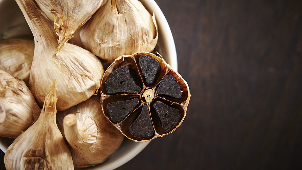 Black Garlic single bulb