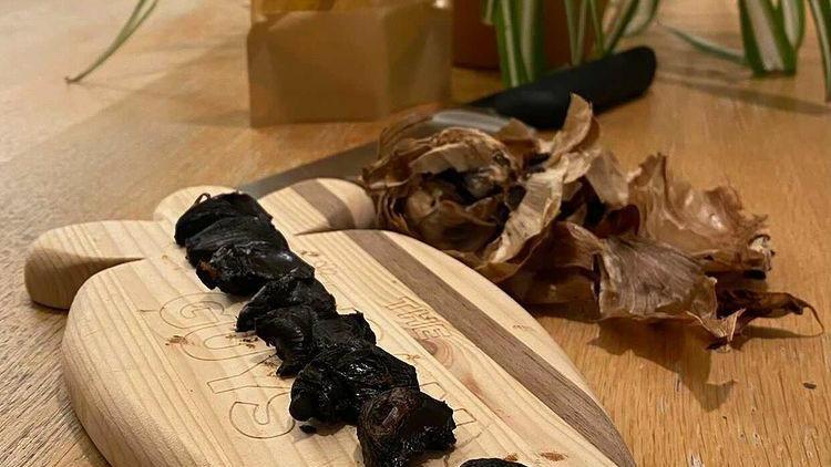 Black Garlic, loose cloves