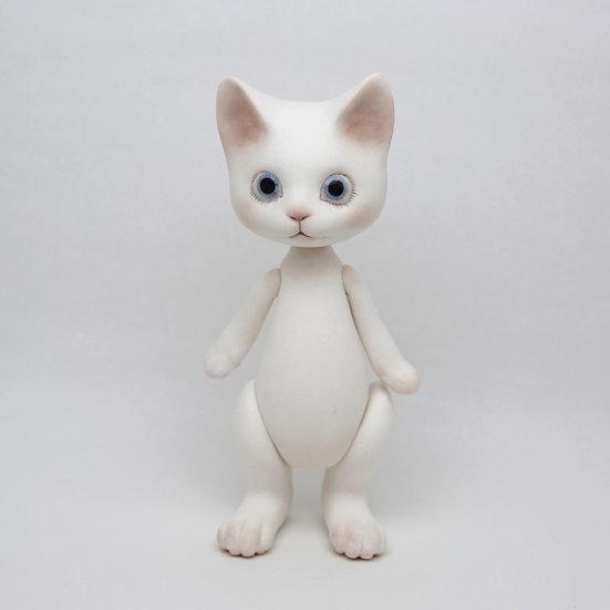 Cat Bisque doll