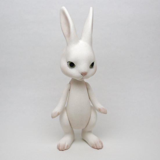 Rabbit Bisque doll