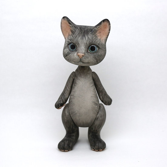 Cat Bisque doll