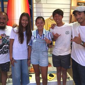 Japan trip Surf gym 編 Vol 75