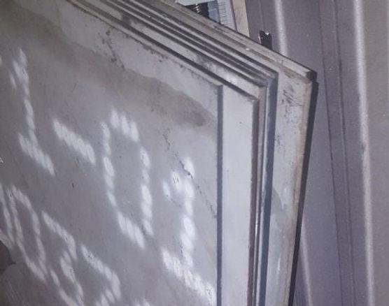Stahlplatten