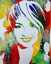 pop art портрет оренбург