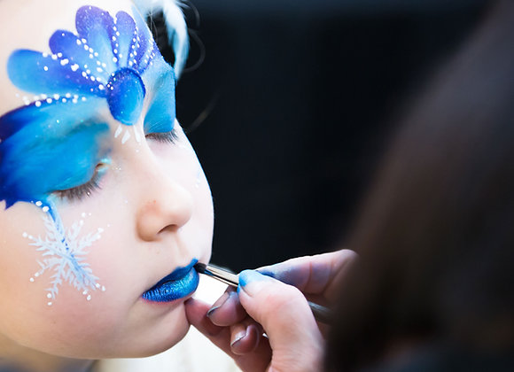 Face painting (add to birthday packages)