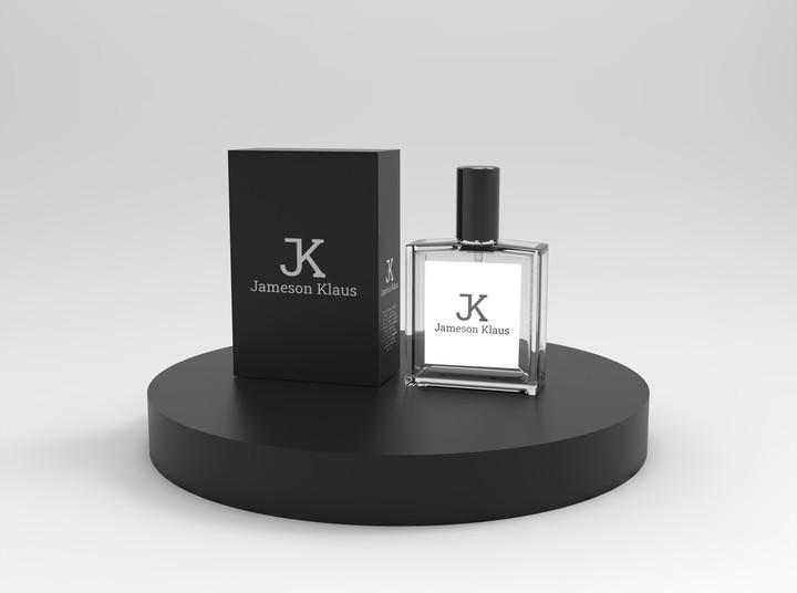 Jameson Klaus Perfume Product Design