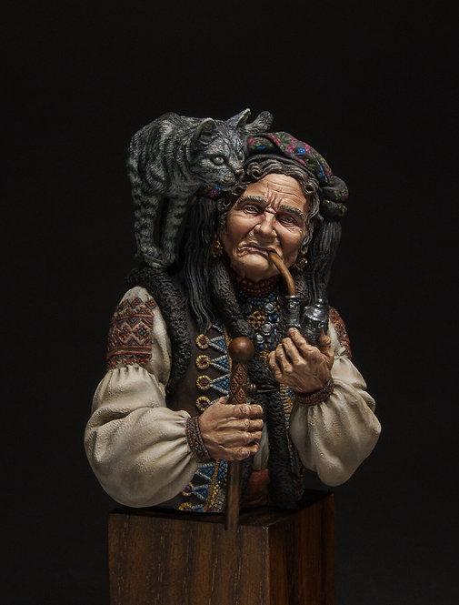 Roda - Ukrainian Witch Molfar