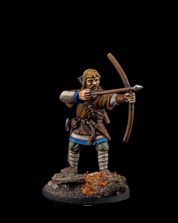 Anglo-Saxon Archer #3