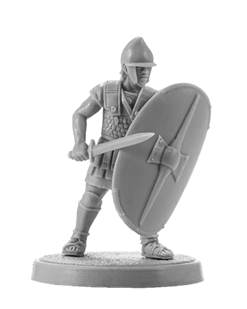Carthaginian Bodyguard #2