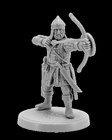 Byzantine Archer #4