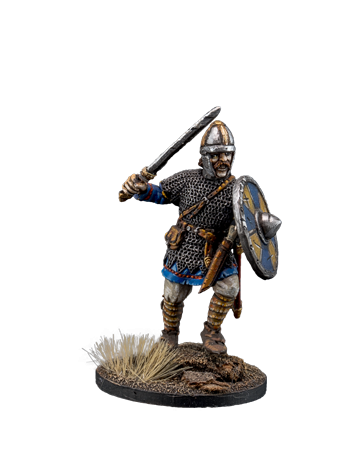 Anglo-Saxon with Sword #2