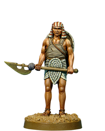 Ancient Egyptian Heavy Infantry