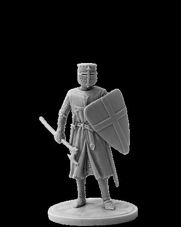 Crusader mid 13th Century
