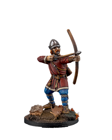 Anglo-Saxon Archer #4
