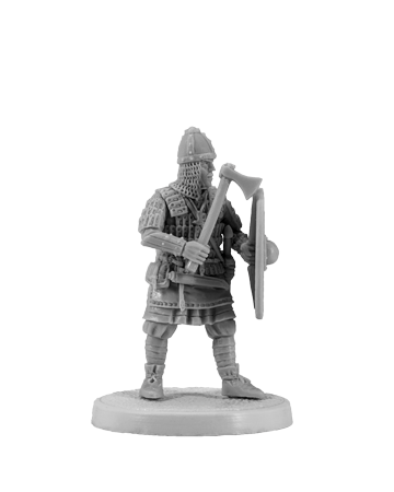 Viking with Axe #9