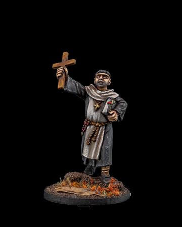 Anglo-Saxon Priest