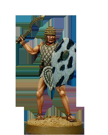 Ancient Egyptian Light Infantry
