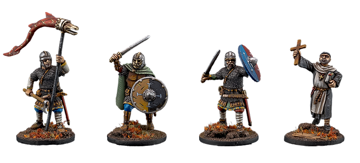 The Anglo-Saxons 2