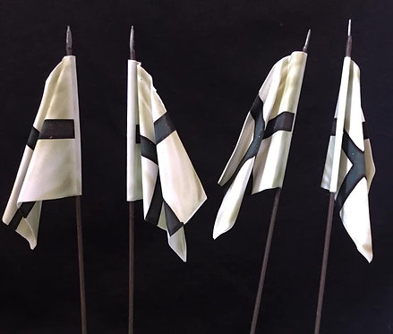 Crusades - Teutonic Knights Flag 2