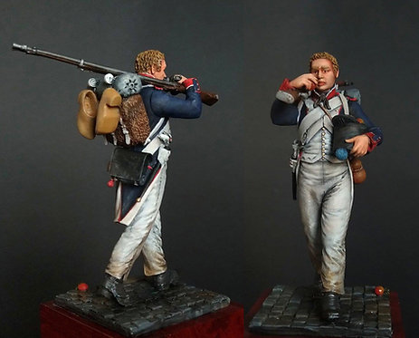 75.101 French Line Infantry Fusilier 1812