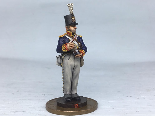 10.012 Gunner with Charge, standing